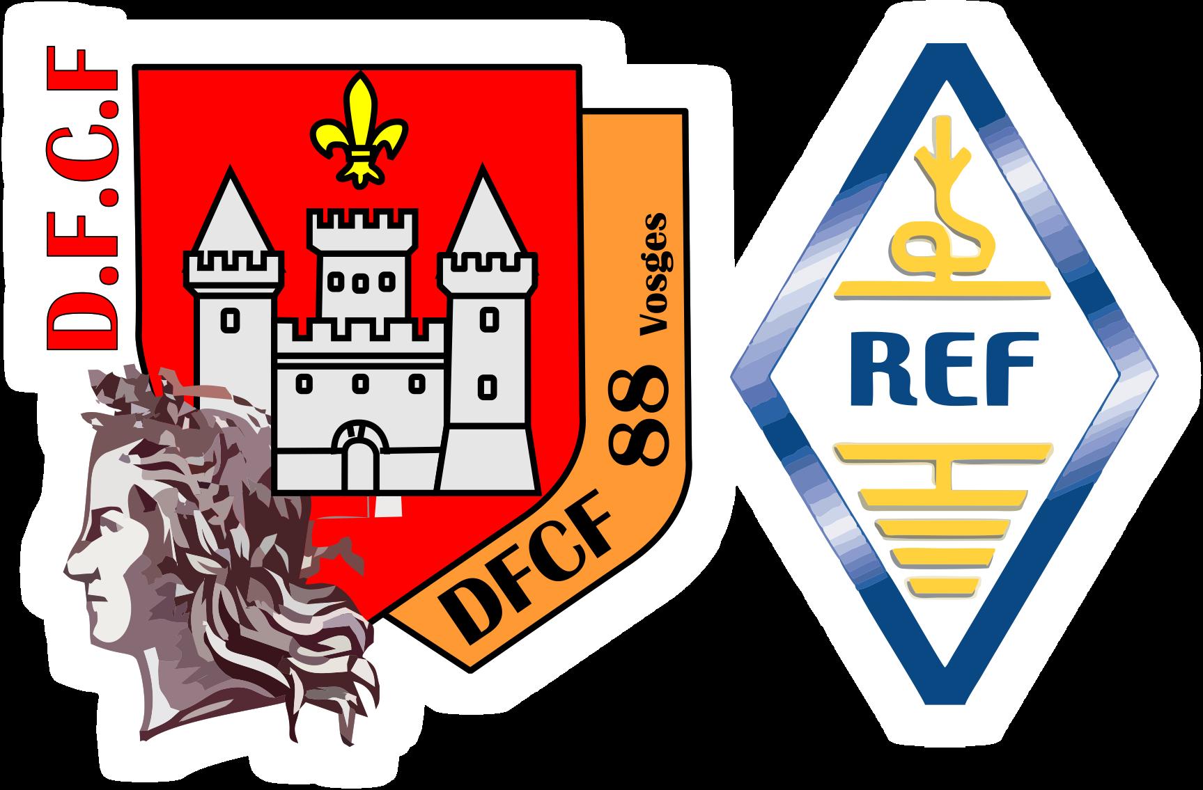 D.F.C.F. 88 Diplôme Forts et Châteaux de France